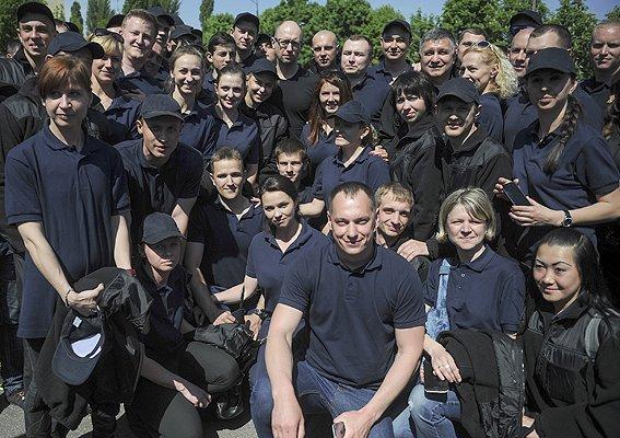 Реформа патрульной службы. (Фото) (фото) - фото 1