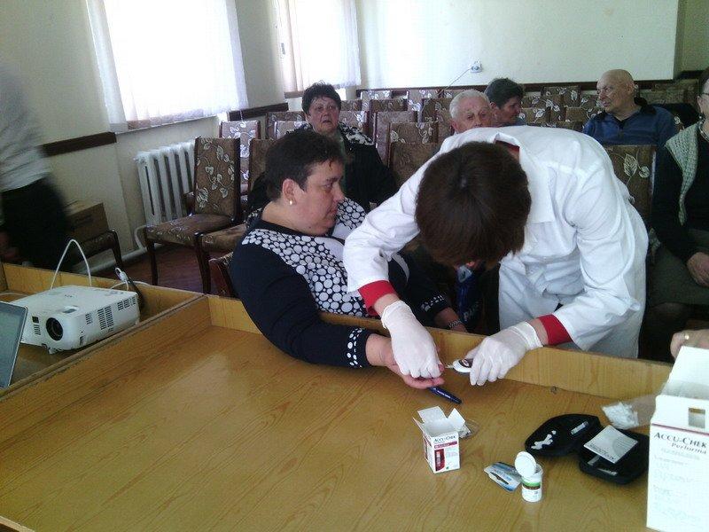 У Івано-Франківську провели «Школу цукрового діабету» (ФОТО) (фото) - фото 1