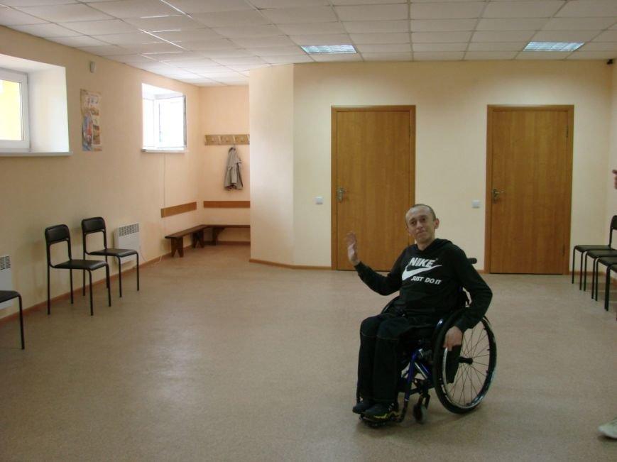У Івано-Франківську відкрили фізкультурно-оздоровчий центр для людей з особливими потребами (фото) - фото 3