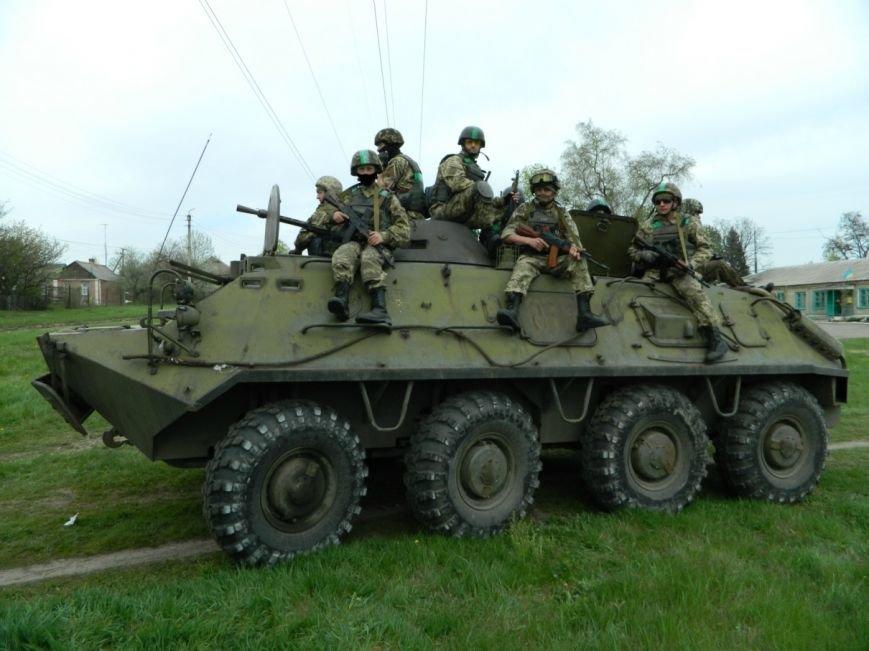 Украинские военные защищают Артемовск и продолжают учения (фото) - фото 1