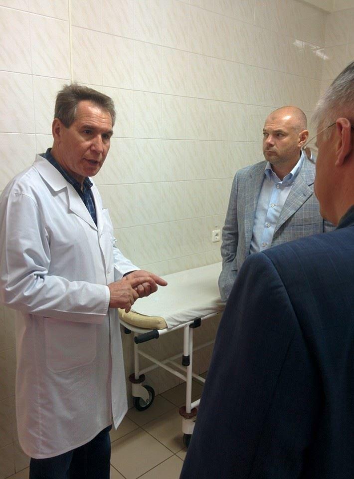 В одесской областной больнице начнут ремонт и, возможно, избавятся от тараканов (ФОТО) (фото) - фото 1