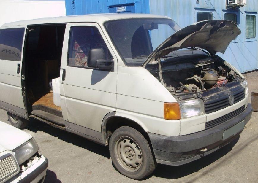 На Сумщине на границе с Россией изъяли автомобили «Skoda» и «Volkswagen» (ФОТО), фото-4