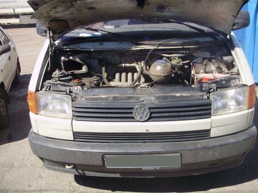 На Сумщине на границе с Россией изъяли автомобили «Skoda» и «Volkswagen» (ФОТО), фото-3