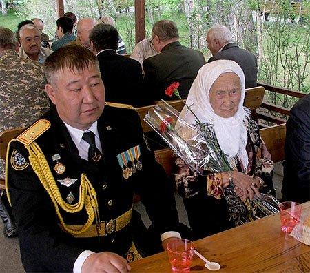 Защитников Родины поздравили с Днем Батыра, фото-7