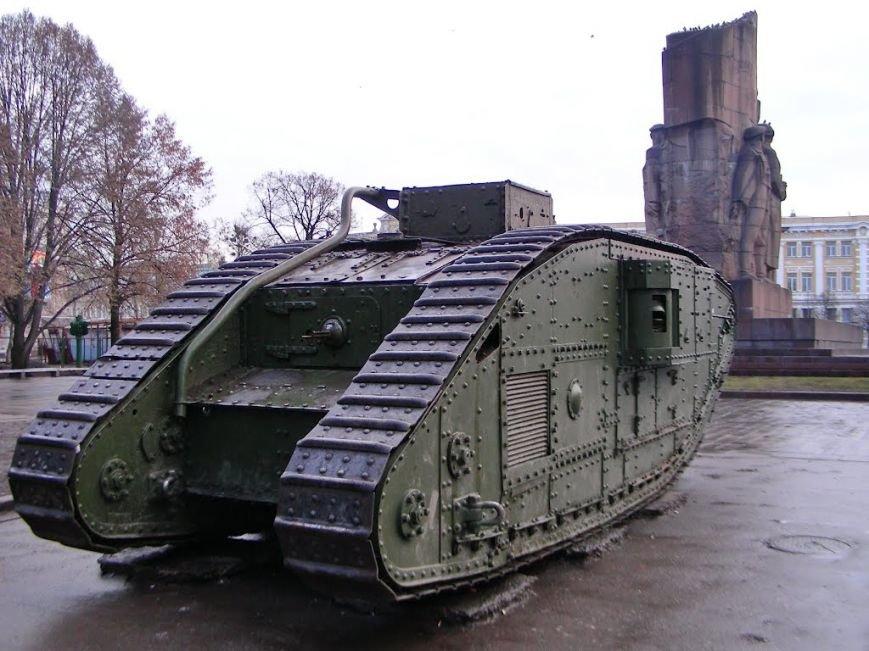 Британский гость в оккупированном Харькове: музейный экспонат против Третьего рейха (фото) - фото 1