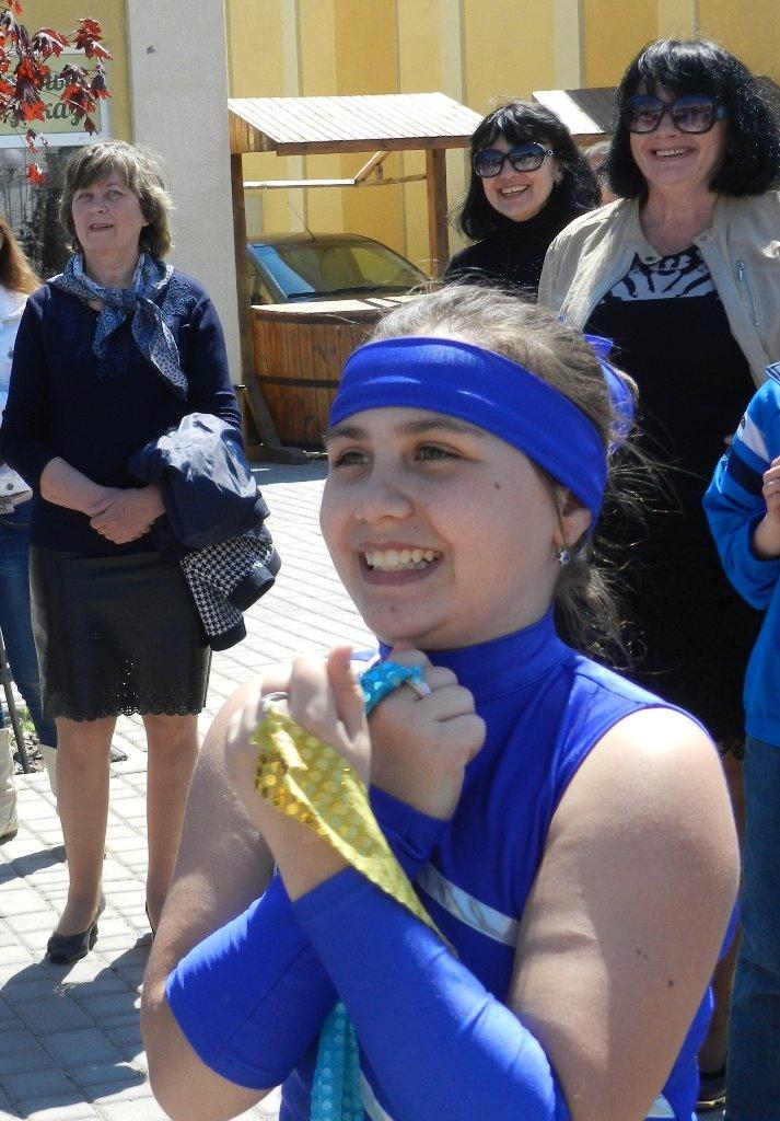 «Азбука безопасности»  - это праздник для маленьких херсонцев (фото) (фото) - фото 1