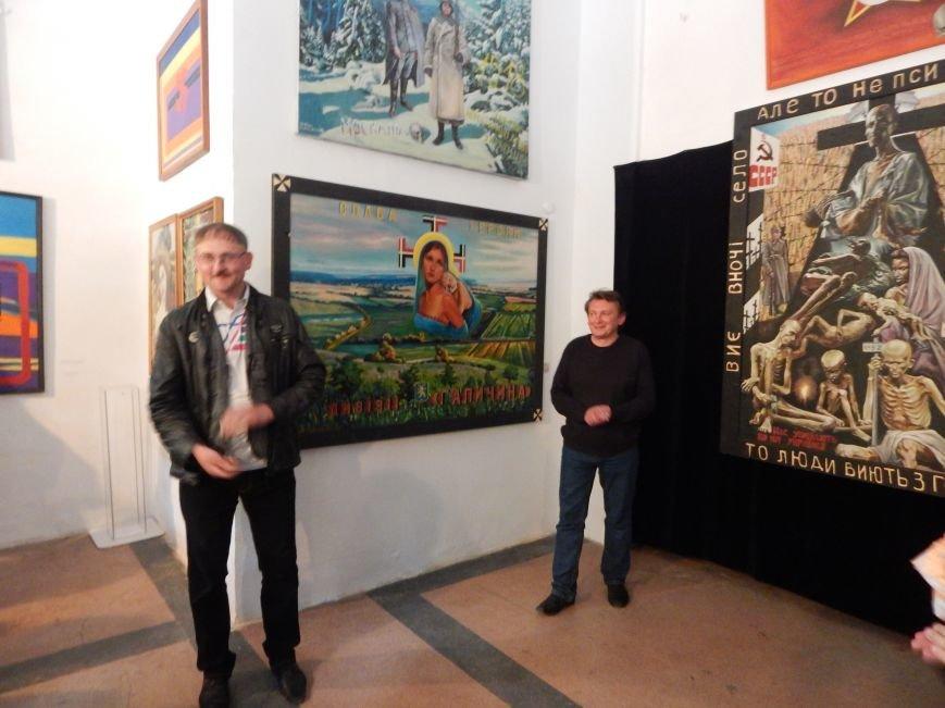 У Центрі сучасного мистецтва презентували провокативну виставку (фото) - фото 10