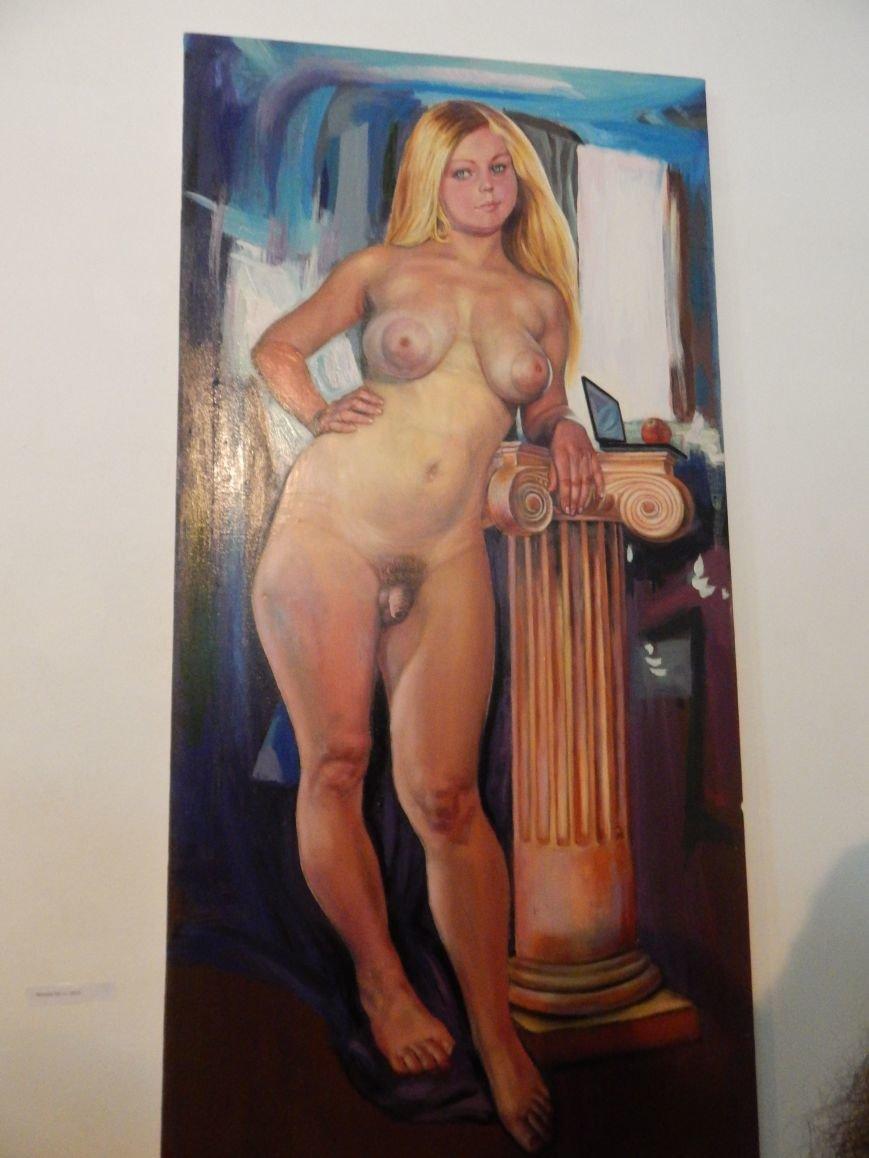 У Центрі сучасного мистецтва презентували провокативну виставку (фото) - фото 5