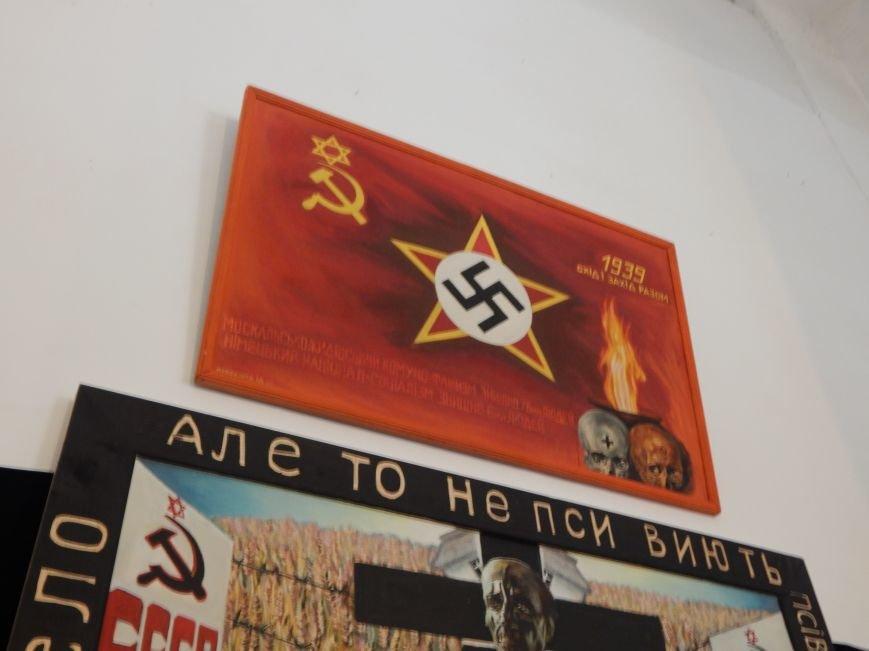 У Центрі сучасного мистецтва презентували провокативну виставку (фото) - фото 2