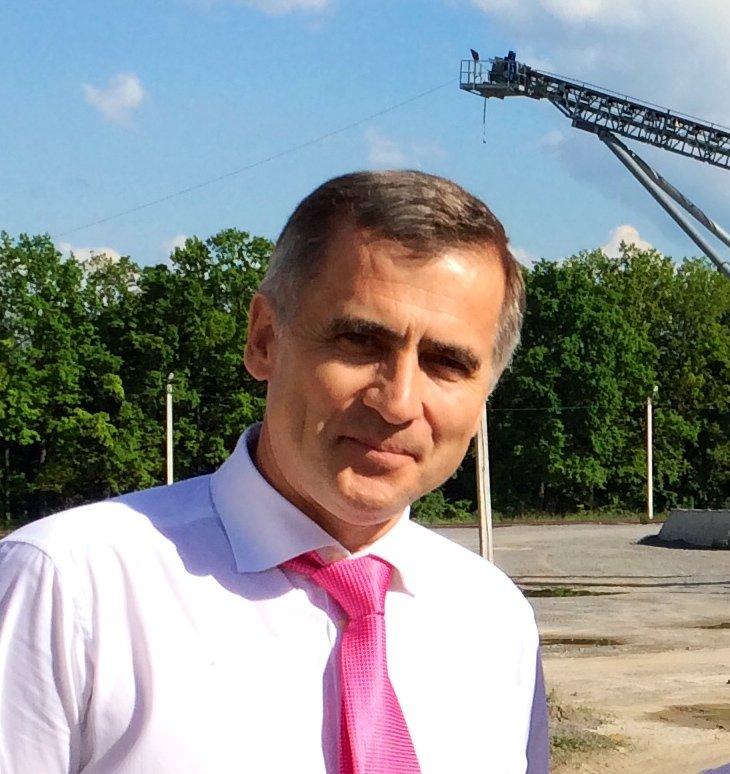 Як у Вінниці Майстришин на півмільйона доларів «Газпром» покарав (фото) - фото 1