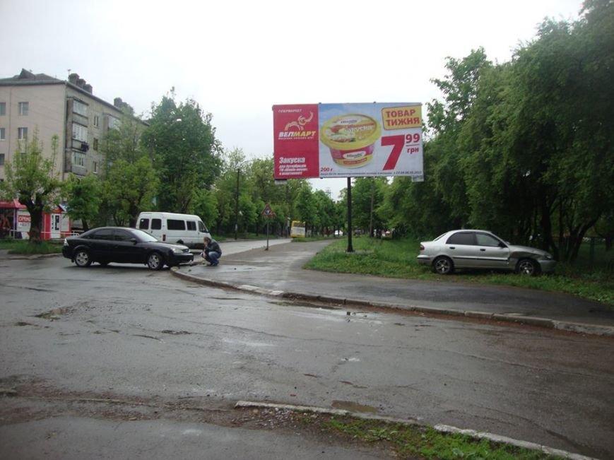 На вулиці Чорновола трапилась аварія (ФОТО), фото-1