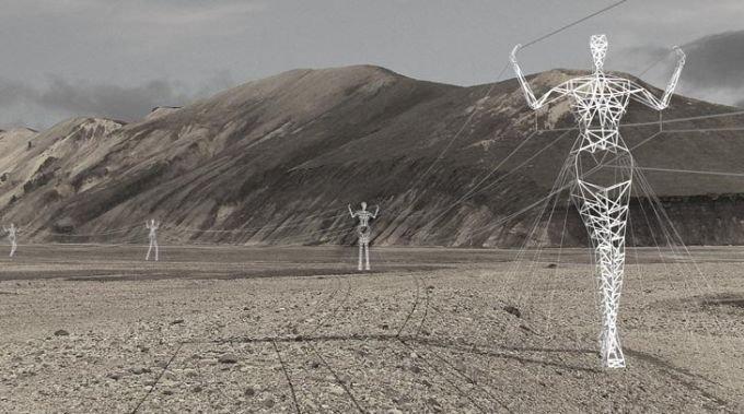 Взгляд в будущее: стальные гиганты на полях Херсонщины (фото) (фото) - фото 1