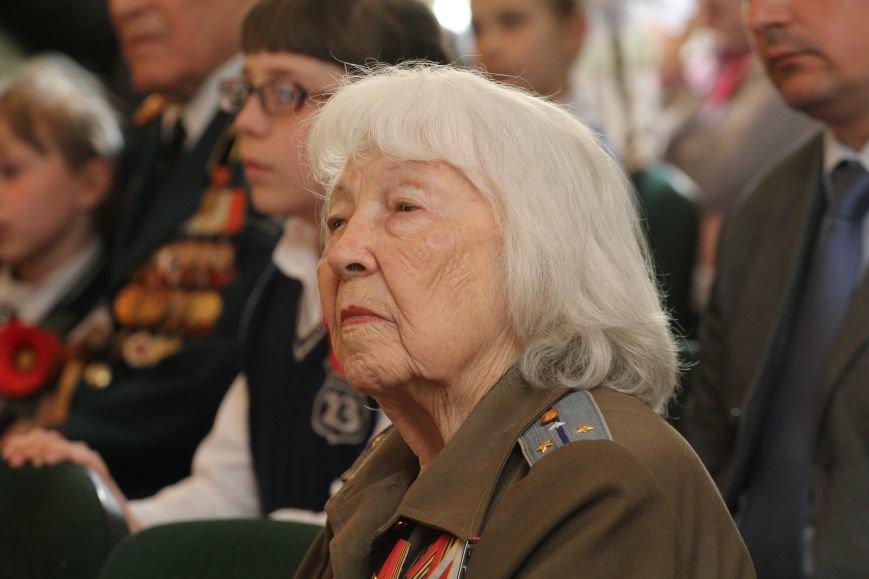 В Днепропетровске Первая леди Украины встретилась с ветеранами и участниками АТО (фото) - фото 2