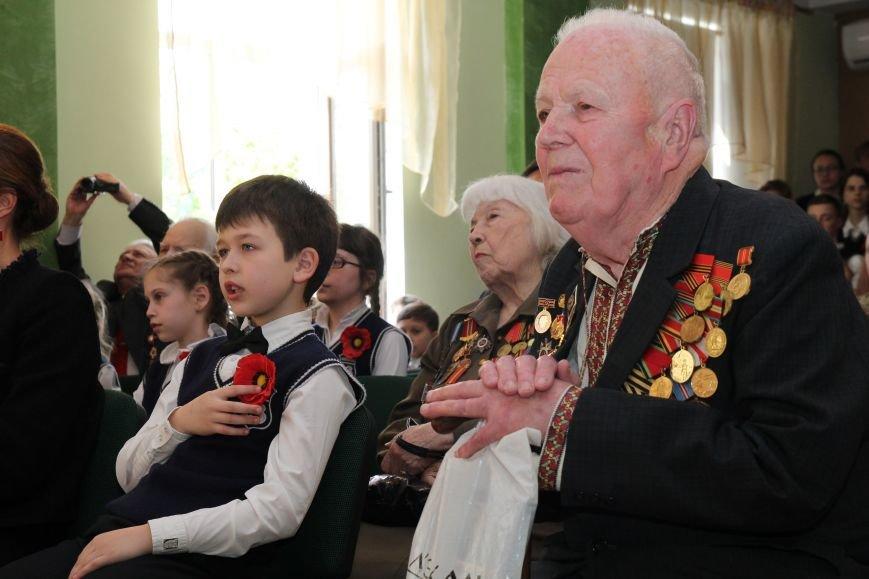 В Днепропетровске Первая леди Украины встретилась с ветеранами и участниками АТО (фото) - фото 4