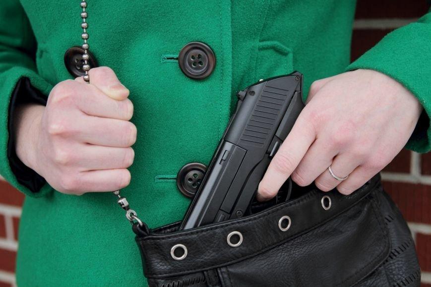 УМВД Домодедово разъясняет порядок ношения оружия на территории Российской Федерации в целях самообороны (фото) - фото 1