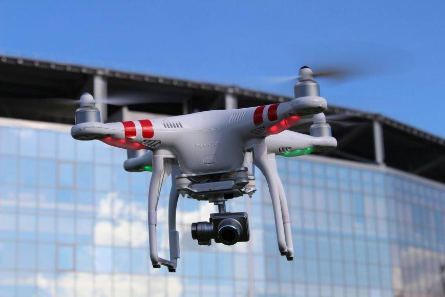 Теперь съемка с воздуха вашего события доступна всем, фото-2