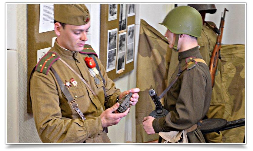 В славянском краеведческом музее открылась выставка к Дню Победы (фото) - фото 5