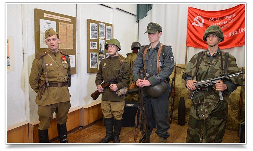 В славянском краеведческом музее открылась выставка к Дню Победы (фото) - фото 4