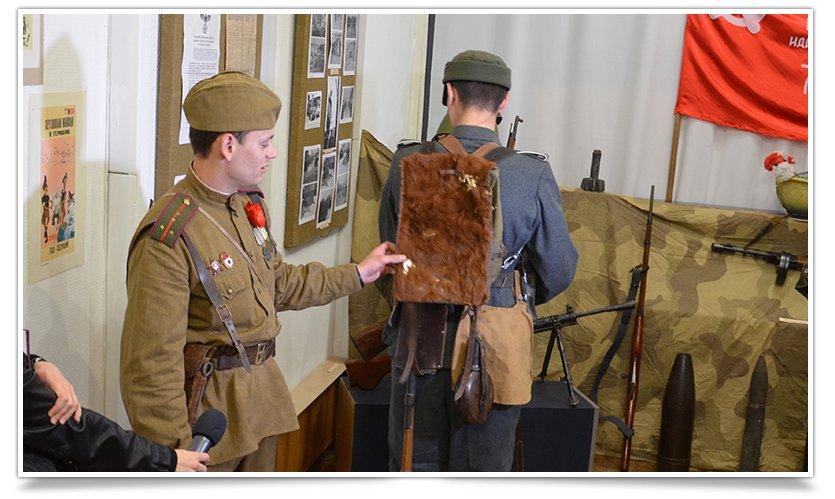 В славянском краеведческом музее открылась выставка к Дню Победы (фото) - фото 6