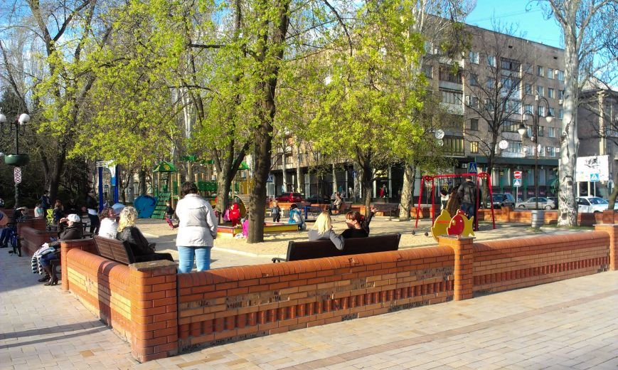 Весна в Донецке (ФОТОРЕПОРТАЖ) (фото) - фото 1