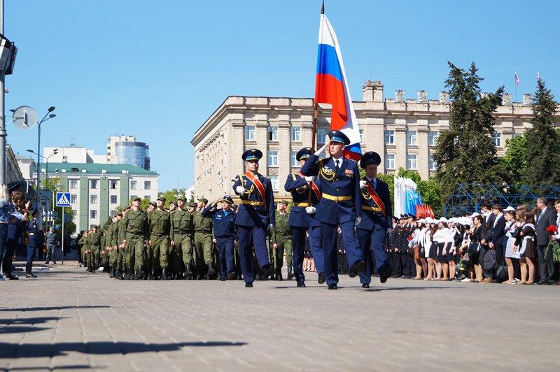 В Белгороде на Соборной площади зажгли вечный огонь (фото) - фото 10