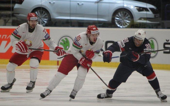 Гродненцы Гаврус и Лисовец помогли сборной Беларуси по хоккею впервые в истории обыграть США (фото) - фото 2