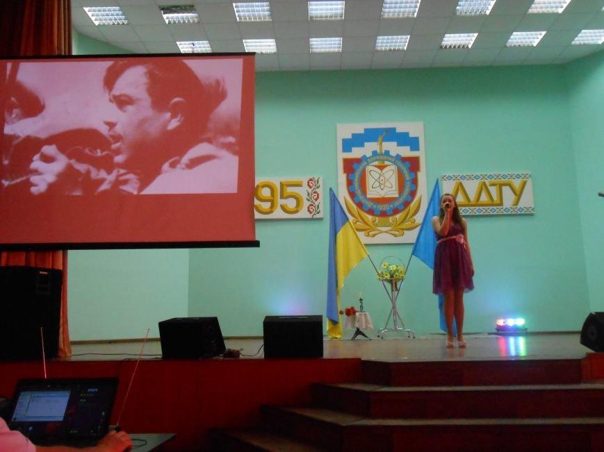 В Днепродзержинском государственном техническом университете состоялся концерт, посвященный Дню Победы (фото) - фото 3