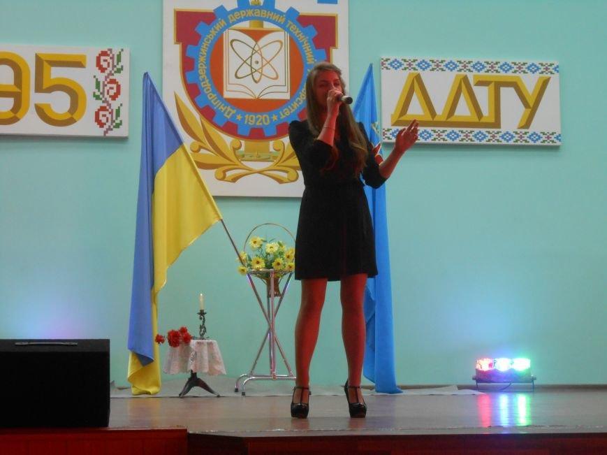 В Днепродзержинском государственном техническом университете состоялся концерт, посвященный Дню Победы (фото) - фото 8