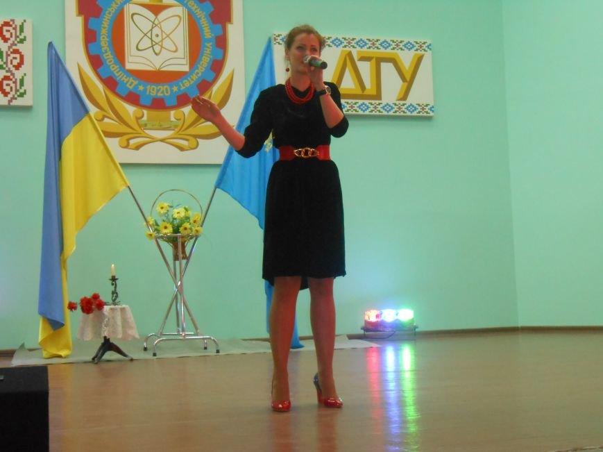 В Днепродзержинском государственном техническом университете состоялся концерт, посвященный Дню Победы (фото) - фото 10