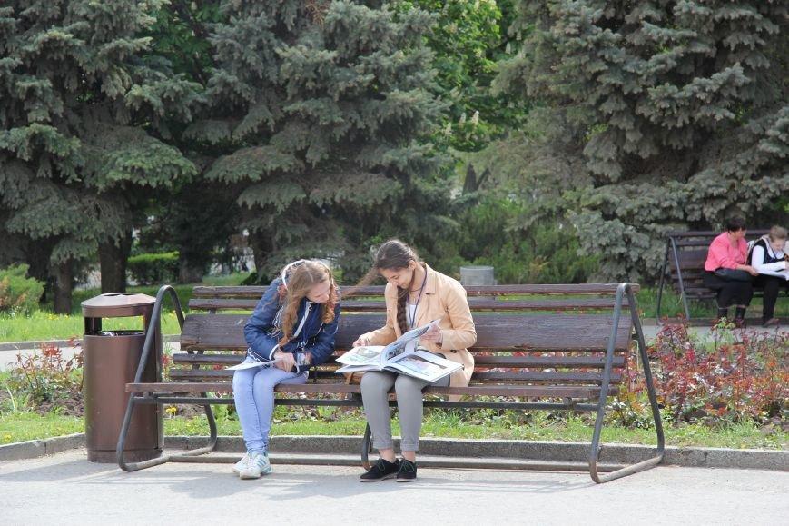 В Волгограде презентовали «70 песен Победы в рисунках волгоградских детей», фото-6