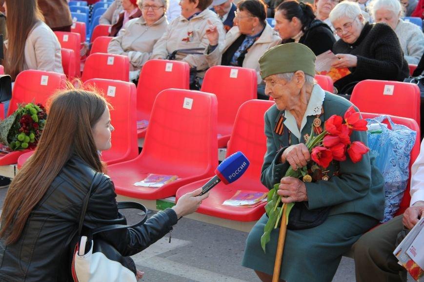 Волгоградские ветераны услышали «Музыку мира против войны», фото-1