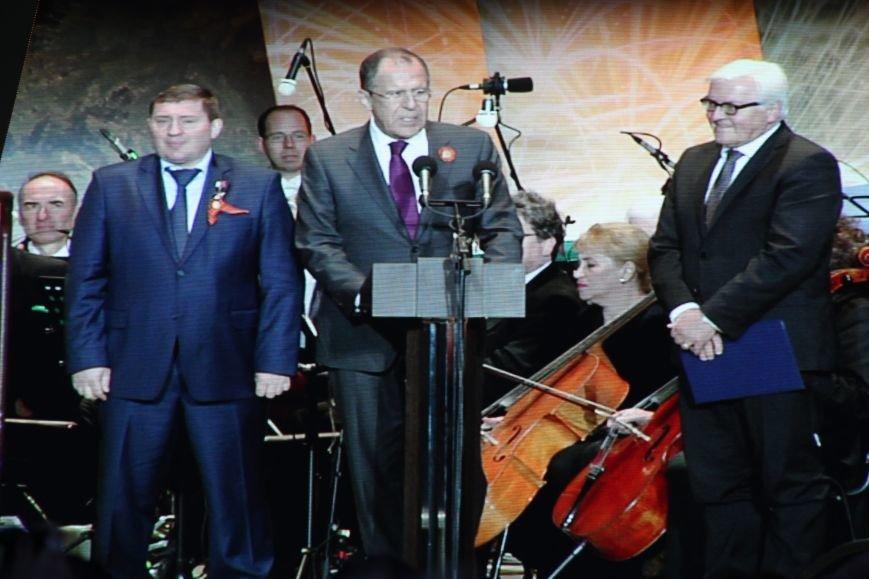 Волгоградские ветераны услышали «Музыку мира против войны», фото-3