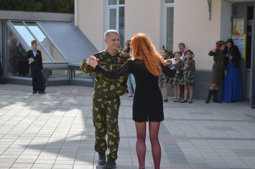 В центре Симферополя прошел бал Победы (ФОТОРЕПОРТАЖ), фото-8