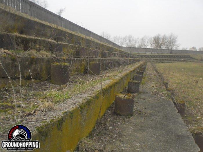 Гродненский стадион «Обувщик» в ожидании реконструкции (фото) - фото 9