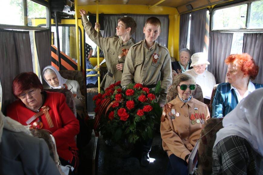 В Симферополе ветераны вместе с митрополитом Лазарем помолились о воинах, павших в годы войны (ФОТО), фото-1