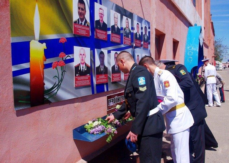 В Одессе ветераны почтили память моряков, погибших в АТО (ФОТО) (фото) - фото 2
