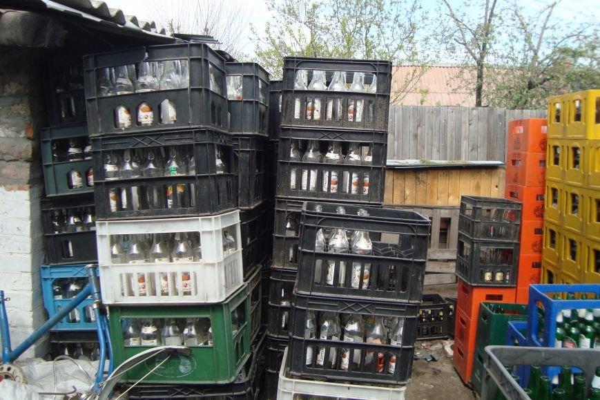 На Кіровоградщину постачали фальсифіковану горілку. ФОТО (фото) - фото 1