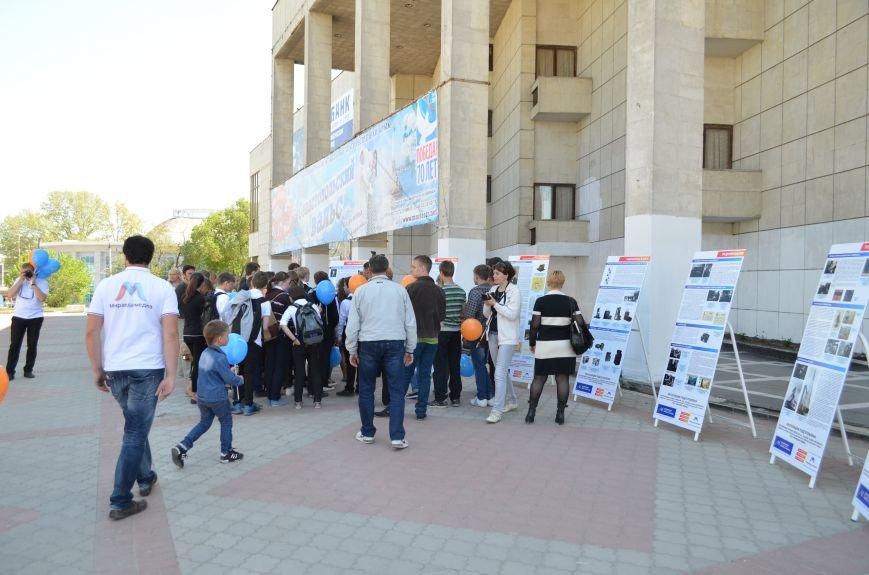 В Крым прибыла передвижная выставка «Развитие связи в России и мире» (ФОТО), фото-9