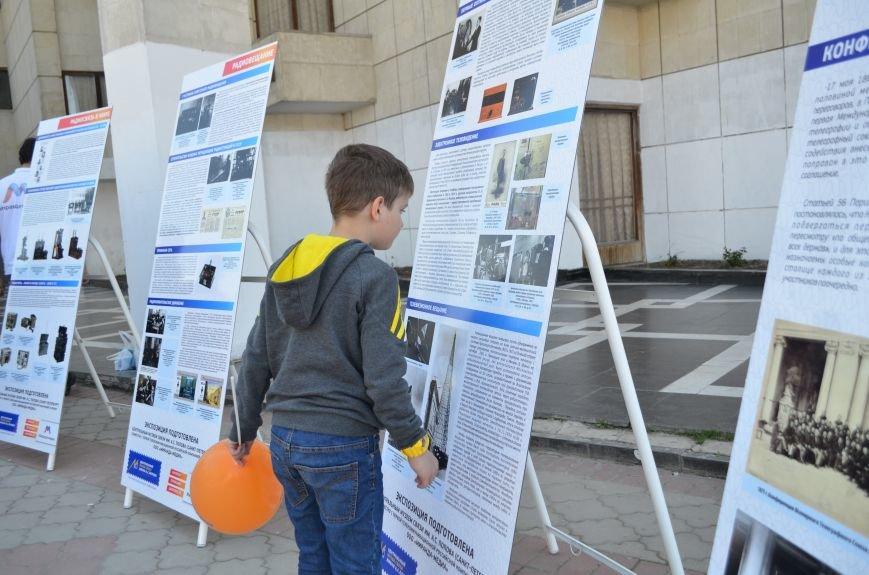 В Крым прибыла передвижная выставка «Развитие связи в России и мире» (ФОТО), фото-2
