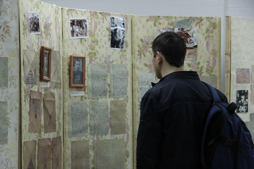 В Музее «Память» начала работу выставка «Сталинград 1945», фото-4