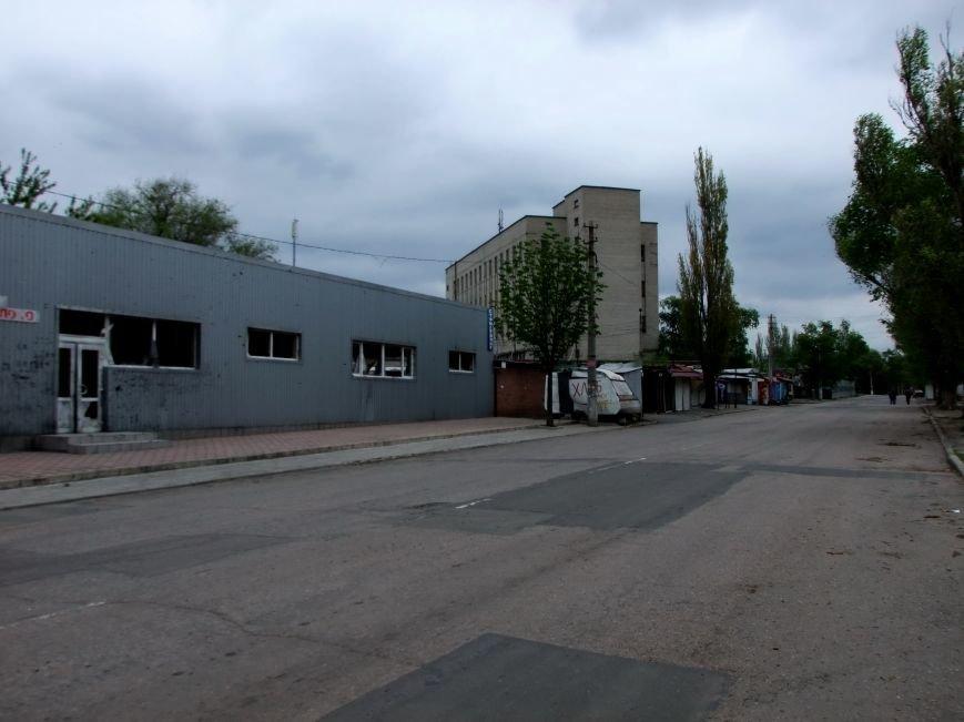 Как сегодня выглядит в Донецке поселок шахты Октябрьская (ФОТО) (фото) - фото 3