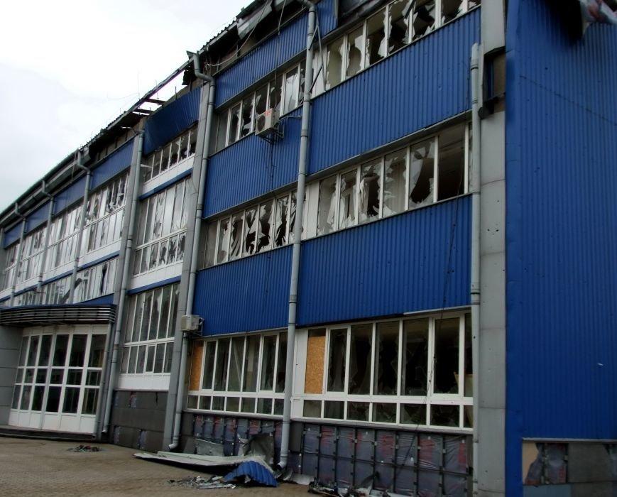 Как сегодня выглядит в Донецке поселок шахты Октябрьская (ФОТО) (фото) - фото 2