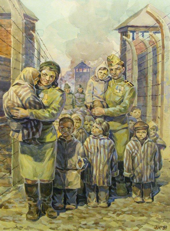 Колісниченко. Діти концтабору Перемога! Свобода