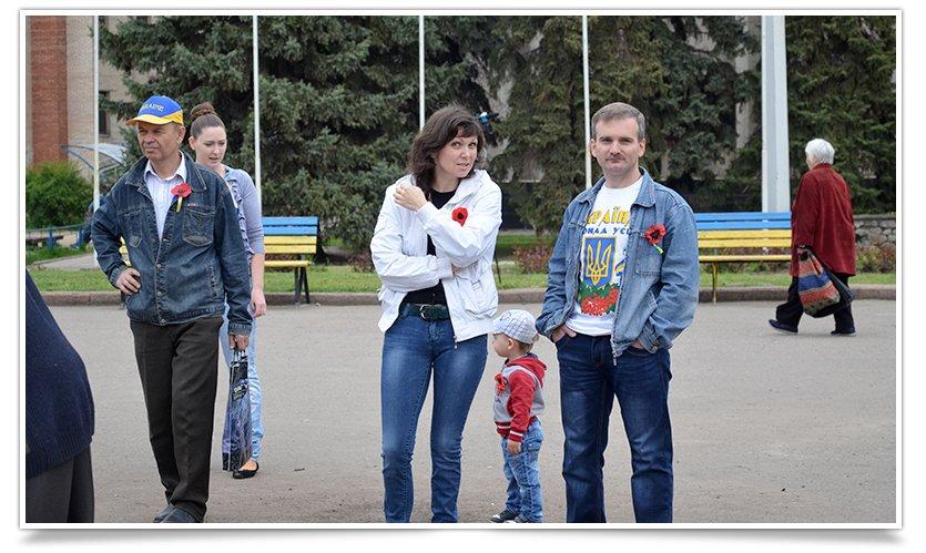 В Славянске стартовал автопробег до Констаниновки (фото) - фото 5