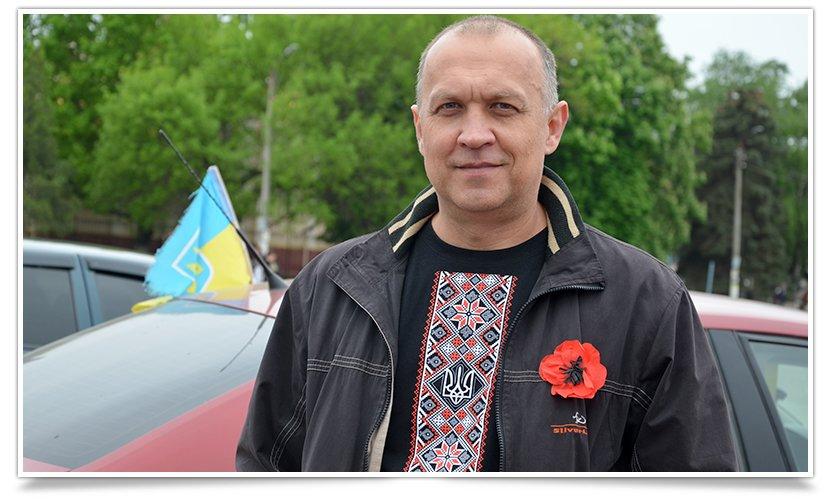 В Славянске стартовал автопробег до Констаниновки (фото) - фото 8