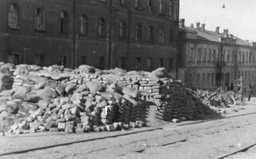 Одесса во Второй мировой. Оборонительные рубежи (фото) - фото 3