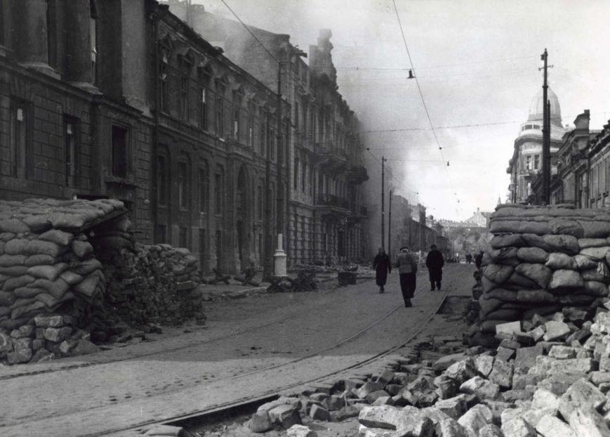 Одесса во Второй мировой. Оборонительные рубежи (фото) - фото 2