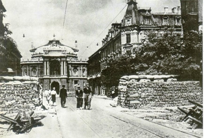 Одесса во Второй мировой. Оборонительные рубежи (фото) - фото 1