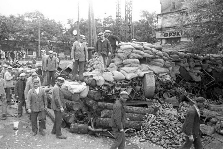 Одесса во Второй мировой. Оборонительные рубежи (фото) - фото 4