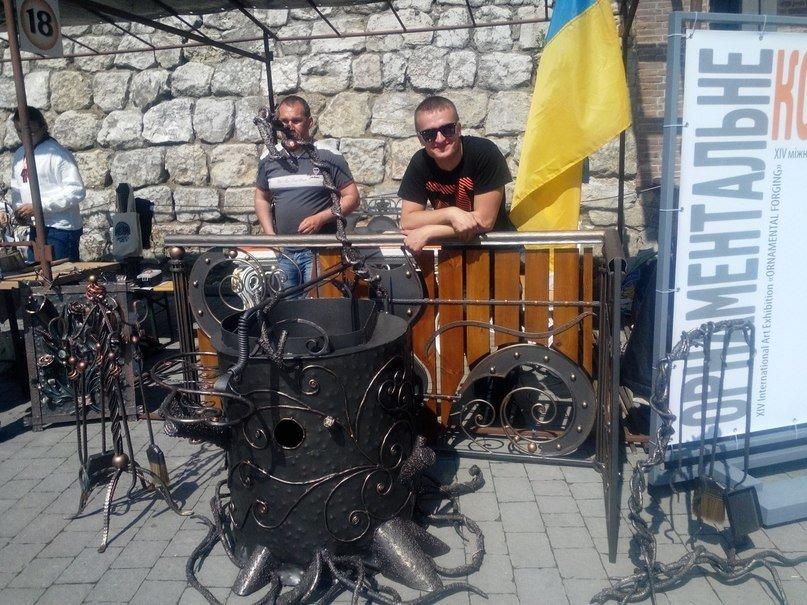 """В Івано-Франківську розпочалося """"Свято ковалів"""" (фото) - фото 5"""